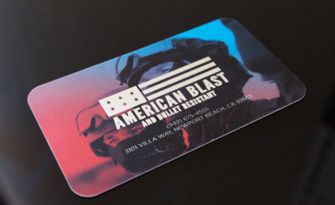 American Blast and Bullet Resistant