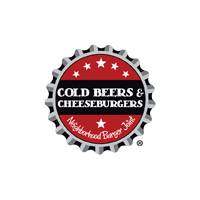 cold beers and cheeseburgers scottsdale logo